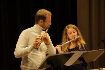 Flute O'Clock