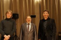 Alaksandr Porakh, Sławomir Czarnecki i Piotr Komorowski