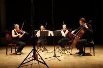 Kwartet Opium w utworze Sławomira Zamuszki